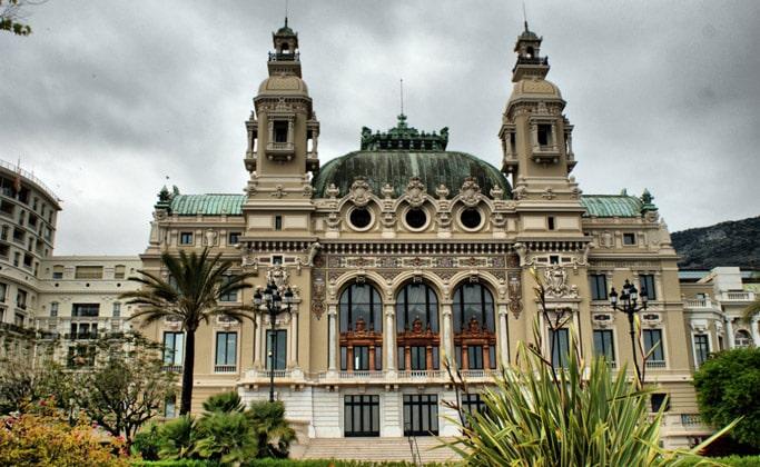 Казино Монте-Карло (Монако)