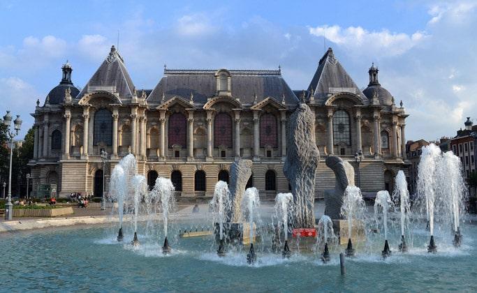 Дворец изящных искусств Лилля (Palais des Beaux-Arts)