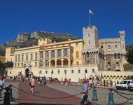 Дворец князей Монако