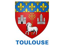 Французский крепость Тулуза