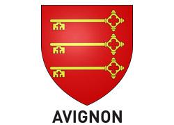 Французский город Авиньон