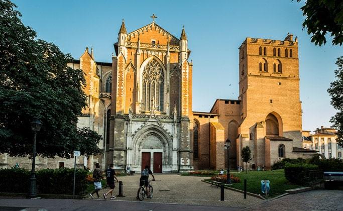 Кафедральный парламент святого Стефана во Тулузе