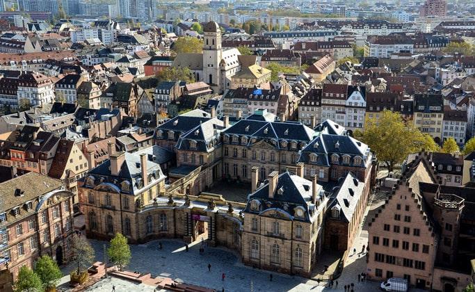 Дворец Рохан (Страсбург)