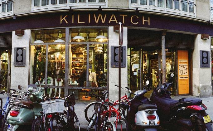 Магазин Kiliwatch