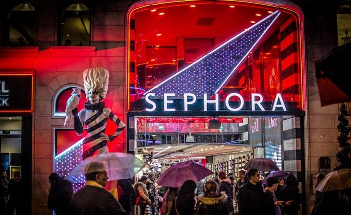 Магазин Sephora