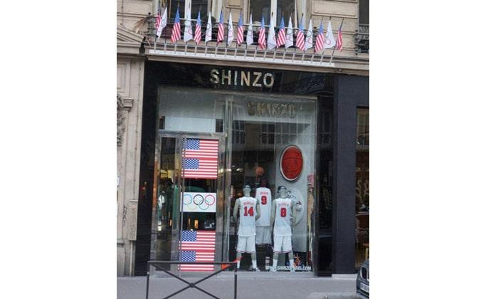 Магазин Shinzo