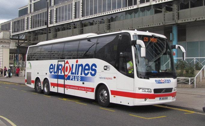 Междугородные автобусы