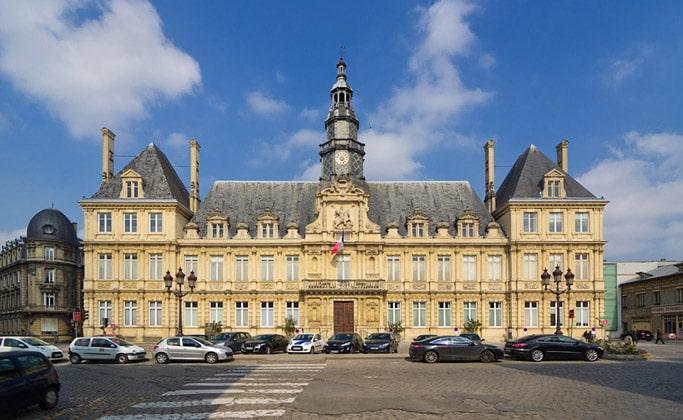 O Place H Ef Bf Bdtel De Ville Reims