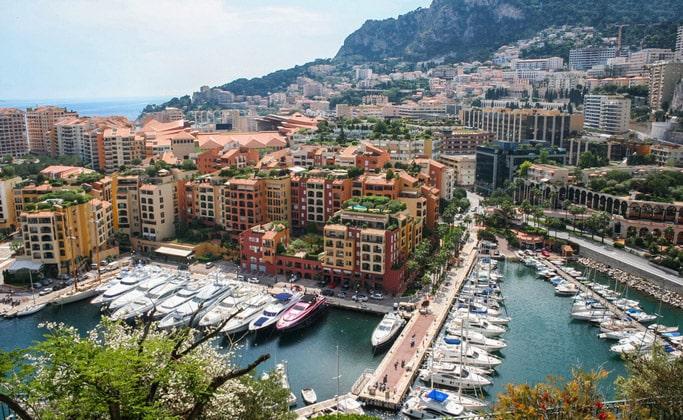 Монако: Княжество Монако (карликовое государство