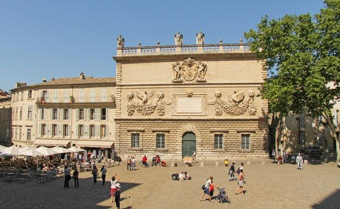 Монетный двор Авиньона (L'Hotel des Monnaies)