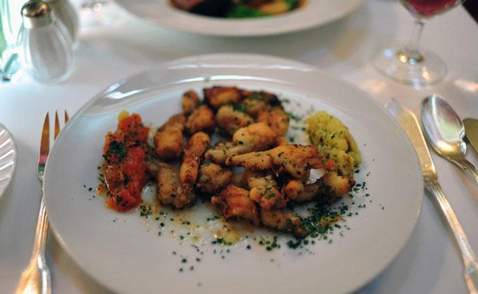 Рецепт как готовить топинамбур