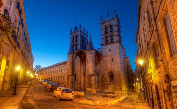 Собор Святого Петра в Монпелье