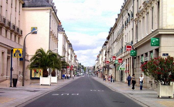 Улица Насьональ