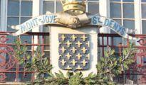 Французский городок Сен-Дени (Saint-Denis)