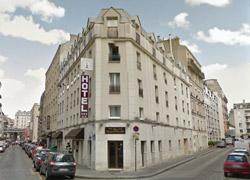 Отель beaugrenelle tour eiffel в париже