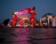 Вход в Disney Village