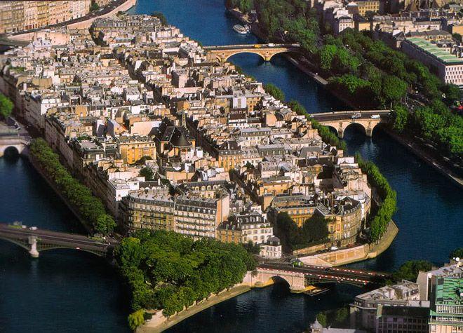 Маршрут по Парижу: остров Сите