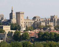 Папский дворец в Авиньоне